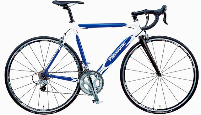 PANASONIC(パナソニック)】自転車ブランド大事典2011|エイ出版社