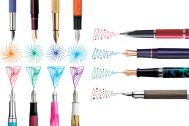 どこまでも広がる万年筆インクの世界に魅了される人が続出!