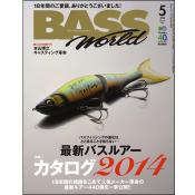 BASS WORLD 2014年5月号 No.214 [付録:DVD]