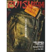 EVISU STYLE MAGAZINE '09-'10 エヴィスの身だしなみ。
