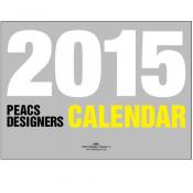 「Peacs DESIGN カレンダー(3)」エイ スタイル・カレンダー2015
