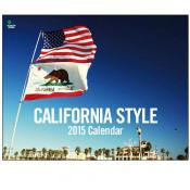 「CALIFORNIA STYLE」エイ スタイル・カレンダー2015
