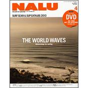 NALU 2013年4月号 No.88 [付録:DVD]