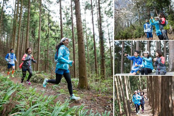 トレイルランニング01|山を駆け抜ける風になる! トレランが楽しい3つの理由 [アウトドア]