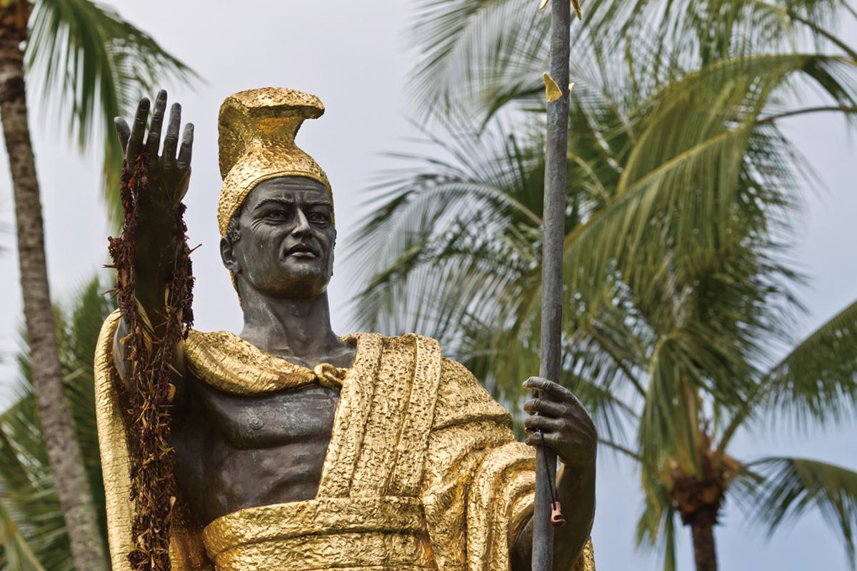 カメハメハ大王|【目指せハワイ雑学王!】ハワイ旅行がもっと楽しくなる、ハワイのウンチク教えます。