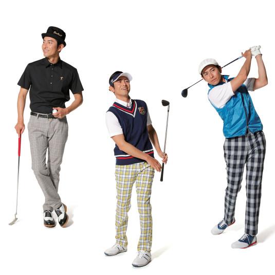ゴルファーのための「失敗しない」ファッション入門 [ゴルフ]
