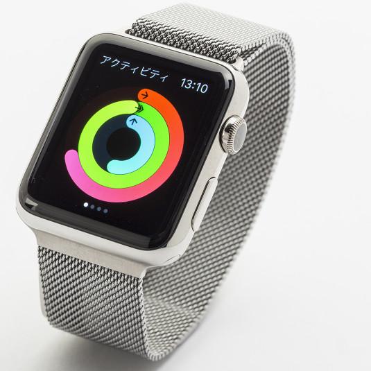 話題のApple Watch、2週間使って分かったこと