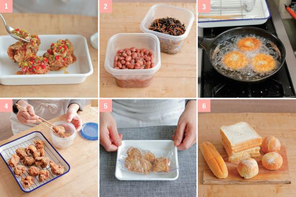 こぐれあいこ・アレンジレシピのコツ|【冷めても美味しい魔法のお弁当箱】曲げわっぱで楽しく毎日お弁当作り