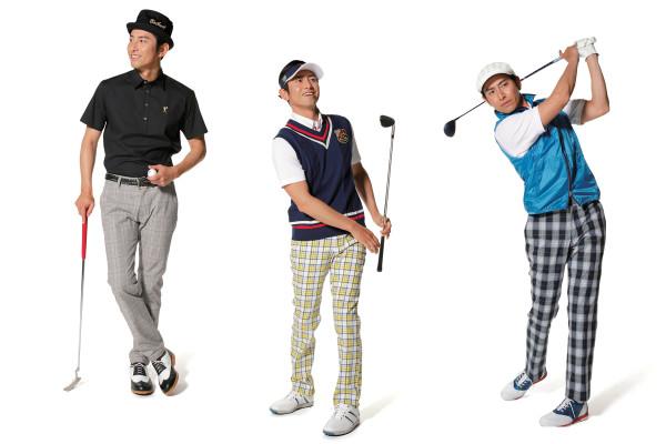 「ブリリアント ビルド」「フィラゴルフ」「アダバット」|男はやっぱりカタチから! ゴルファーのための「失敗しない」ファッション入門【ゴルフ】