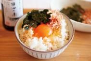 みんな大好き!いつもの卵かけご飯をパパッと美味しくする方法