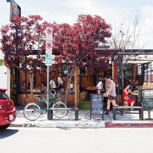 カリフォルニア カフェスタイル