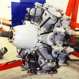星形エンジンのクランクとコンロッド、どうなってるか知ってる?【零戦と栄発動機】