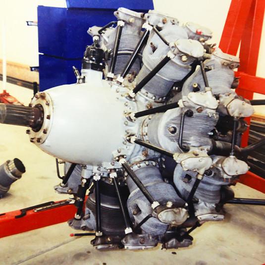【ゼロ戦と栄発動機】星形エンジンのクランクとコンロッド、どうなってるか知ってる?