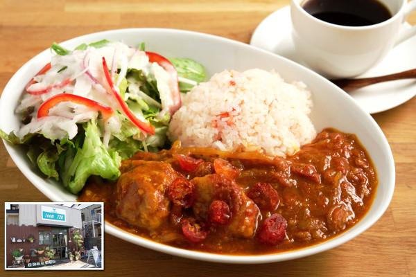 caffe room 720(かふぇ るーむ720)|【ご当地カレーを家でつくろう】酸味と旨味のバランスが絶妙な「北本トマトカレー」