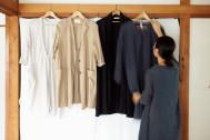 お気に入りの一着、もうくすませない! 夏の定番素材・リネンのお手入れのコツ