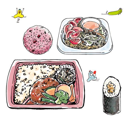 忙しくても手軽に腸活! コンビニランチで腸内フローラを鍛えるコツ
