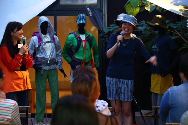 釣りにサーフィン、キャンプ、自転車……アウトドア趣味人のためのあのクルマが、表参道にやってきた!_05