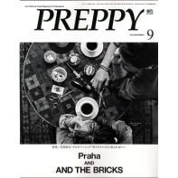 PREPPY 2015年9月号