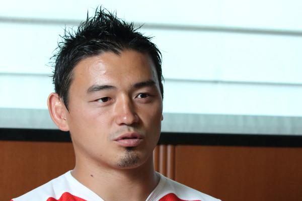 五郎丸歩|[ラグビーW杯開幕]安定感を増したキックでジャパンを支える。不動のフルバック・五郎丸歩