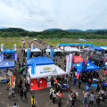 """【北海道の夏の""""新""""風物詩】北の大地に3600人以上が大集結!BikeJIN祭り@北海道・白老"""