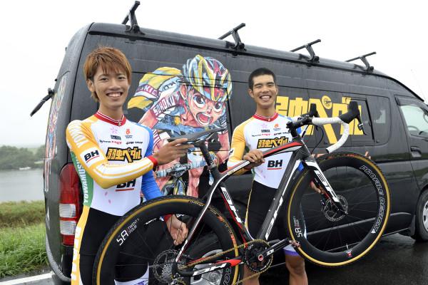 【速報】ついに始動!【弱虫ペダルシクロクロスチーム】今季出場決定レース