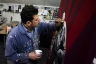 【いま知りたい男NO.1】モーターサイクルをこよなく愛するアーティスト、コンラッド・リーチとは