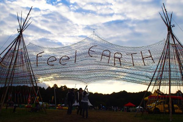 【feel EARTH】北軽に週末だけ現れたパラダイス【Day Time編】 #feelearth