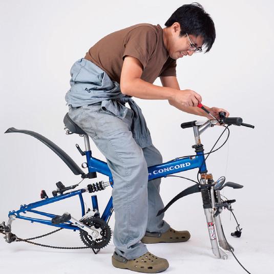 自転車レストア テクニックバイブル