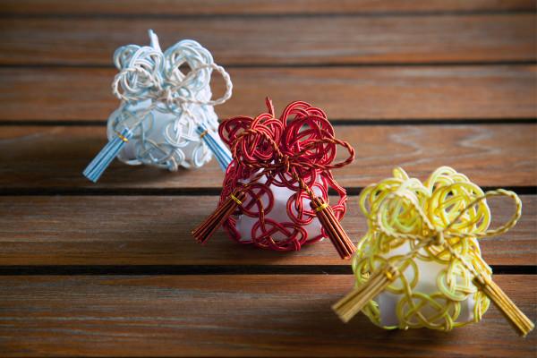 千と世水引・岡本昌子作「ミニ香雅」|自分へのご褒美に! 伝統とモダンの融合が光る【とっておきの金沢土産】