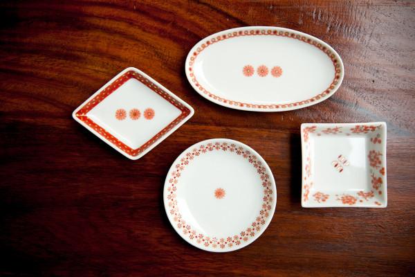石川県立伝統産業工芸館・架谷(はさたに)庸子作「小皿」|自分へのご褒美に! 伝統とモダンの融合が光る【とっておきの金沢土産】