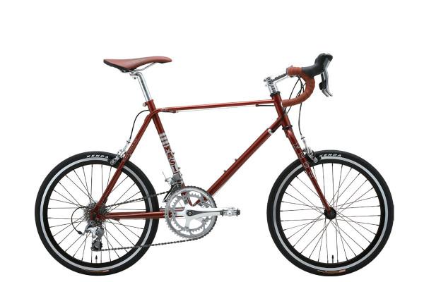 MASI/MINI VELO DUE DROP(マジィ/ミニベロ デュエ ドロップ)|小径だからって侮れない! 自転車雑誌『BICYCLE PLUS』が選ぶオススメミニベロ3選