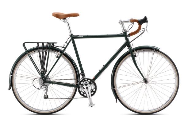 JAMIS / AURORA(ジェイミス/オーロラ)|【ツーリング編】自転車雑誌『BICYCLE PLUS』が選ぶ2016年オススメ自転車3選