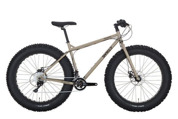 SURLY/MOONLANDER(サーリー/ムーンランダー)|【オフロード編】自転車雑誌『BICYCLE PLUS』が選ぶ2016年オススメ自転車3選