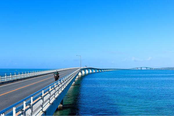 これ全部無料で渡れる! ドライブ、ツーリング、ランニングなんでもありの海に架かる楽園ブリッジ