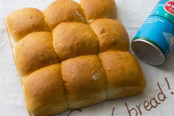 初めてでもできた! ちぎりパン【実際に作ってみた】