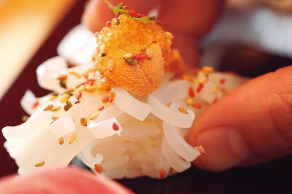 FOOD DICTIONARY 寿司