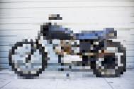 【初公開!】スティーブ・マックイーンが愛用したプライベートバイク