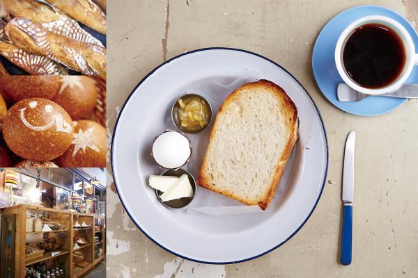 PARADISE ALLEY BREAD&CO. (パラダイス アレイ ブレッドカンパニー)|【おいしいパンで朝ごはん】鎌倉のベーカリー&カフェで味わう極上モーニング