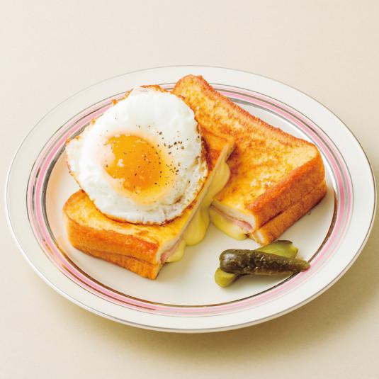 毎日食べたい 食パンレシピ