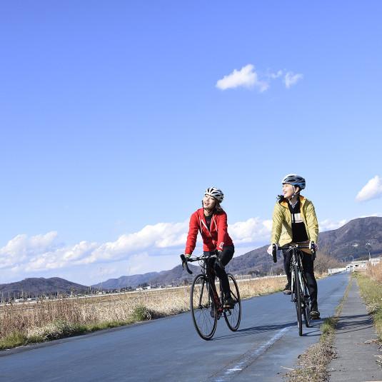 つくばリンリンロードが自転車に最高な、ちょっと気になるワケ