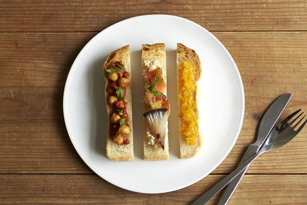 食パンに○○をちょい足し。かんたん贅沢な朝ごはんを始めよう