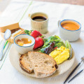 """""""パンとスープ""""朝食で、お出かけ前の心に""""余裕""""をつくろう"""