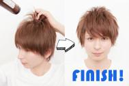 【三科光平さんが解決!】その髪型がビミョーなのは、ドライヤーのかけ方が原因!?