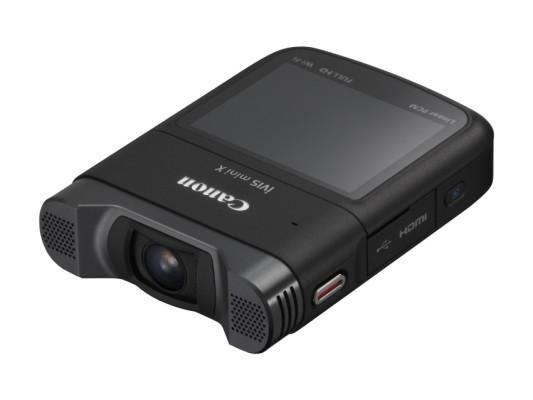 キヤノンから購入してすぐに撮影を楽しめるHDビデオのキットモデル『iVIS mini X SDKIT』