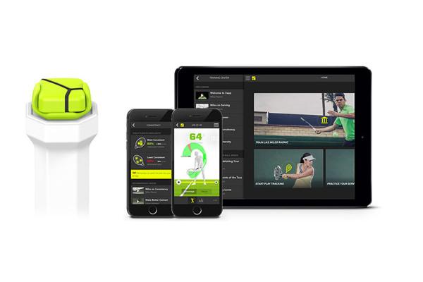 フォーカルポイント、スマホ連携のテニススイング解析用3Dモーションセンサー『Zepp テニス スイングセンサー」の価格改定