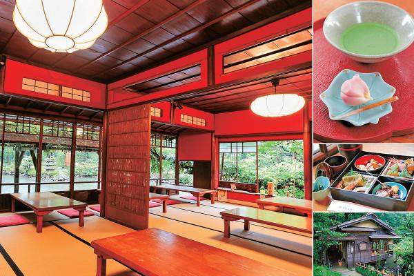 三芳庵(みよしあん)|【金沢の旅】名園を眺めながら至福の一服。兼六園は茶屋も風情たっぷり!