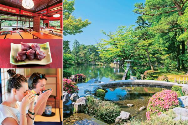 【金沢の旅】名園を眺めながら至福の一服。兼六園は茶屋も風情たっぷり!