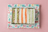 """【3色セットで美味しさ倍増!サンドイッチ】真似して覚える""""お手本弁当""""のススメ:第7回"""