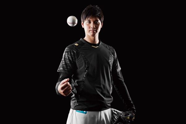 デサント、北海道日本ハムファイターズ大谷翔平選手公認『大谷コレクション』発売