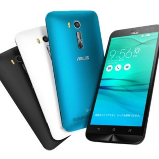 NTTレゾナント、SIMフリースマートフォン「ZenFone Go(ZB551KL)」販売開始